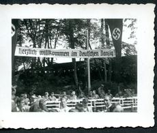Gdansk,Herzlich Willkommen Im Deutschen Danzig,13.6.1938, 5 Foto, - Polen