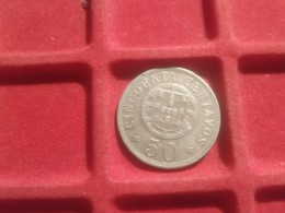 Angola 50 1927 - Angola