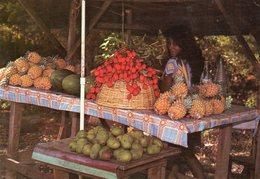 Ile De La Reunion   Marche De Fruits - Markets