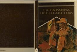 """Libro Di H.B.Stowe """"LA CAPANNA DELLO ZIO TOM"""" 1982 Mondadori-illustratore B.Dennington-------(582E) - Bambini E Ragazzi"""