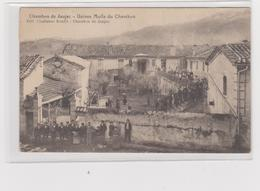 CHAMBON DE JAUJAC USINE MOLLE DU CHAMBON TRES ANIMEE - France