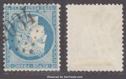 GC 1034 (Ciron, Indre (35)), Cote 20€ - Marcophilie (Timbres Détachés)