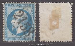 GC 2158 (Magnac-Bourg, Haute-Vienne (81)), Cote 19€ - 1849-1876: Classic Period