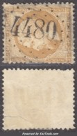 *RARE* GC 4480 (Cattenom, Moselle (55)), Cote 180€ - 1849-1876: Klassieke Periode