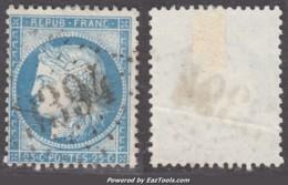 GC 3394 (Serverette, Lozère (46)), Cote 22.5€ - 1849-1876: Classic Period