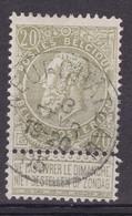 N° 59  NEUFCHATEAU - 1893-1900 Schmaler Bart