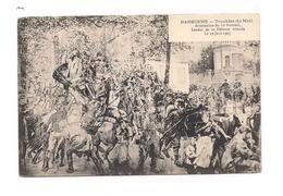 -  NARBONNE -  TROUBLES DU MIDI - Arrestation Du Dr FERROUL - Leader De La Défense Viticole - Juin 1907 - - Narbonne