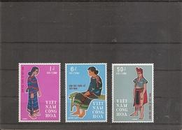 Vietnam Du Sud - Costumes  ( 365/367 XXX -MNH) - Viêt-Nam