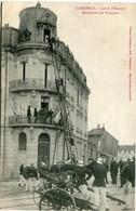 COMMERCY - CAISSE D' EPARGNE - MANOEUVRE Des POMPIERS - - Commercy