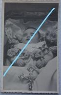 Photo POST MORTEM Enfant Child Circa 1936 Né à WIERIES Mort à ELOUGES - Photographs