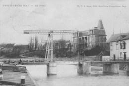 Merbes-Le-Château-Le Pont.   Scan - Merbes-le-Chateau