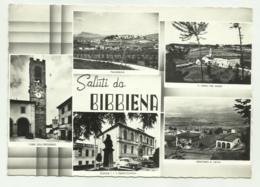 SALUTI DA BIBBIENA -  NV  FG - Arezzo