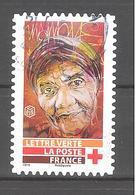 France Autoadhésif Oblitéré N°1719 (Croix Rouge 2019, Partout Où Vous Avez Besoin De Nous) (cachet Rond) - Francia