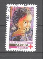 France Autoadhésif Oblitéré N°1722 (Croix Rouge 2019, Partout Où Vous Avez Besoin De Nous) (cachet Rond) - Francia