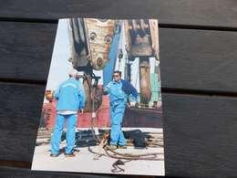 P-4 , Photo Port Autonome De Marseille , Travail De Dockers - Luoghi