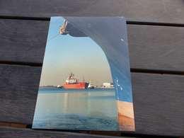 P-11 , Photo Port Autonome De Marseille , Pétrolier Tiré Par Des Remorqueurs - Luoghi