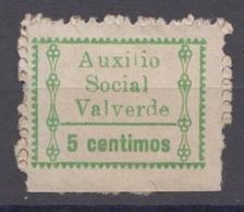 VALVERDE - HUELVA - Emissions Nationalistes
