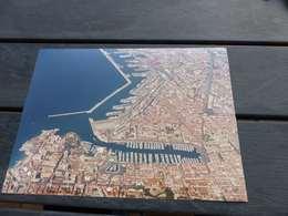 P-16 , Photo Panoramique De Marseille, Le Vieux Port Et Le Port Autonome - Luoghi