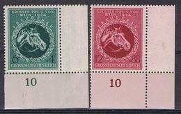 Duitse Rijk Y/T 822 / 823 (**) - Allemagne