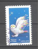 France Autoadhésif Oblitéré (Mon Fantastique Carnet De Timbres N°4) (cachet Rond) - Francia