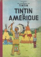 TINTIN EN AMERIQUE 1947 - Books, Magazines, Comics