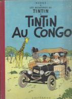 TINTIN AU CONGO 1947 - Books, Magazines, Comics