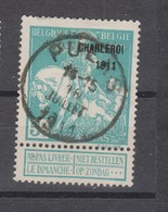 COB 105 Oblitération Centrale PUERS - 1910-1911 Caritas