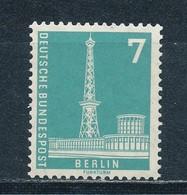 Berlin 135 V V ** Mi. 10,- - [5] Berlino