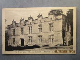 CPA 16 Charente MAGNAC Sur TOUVRE - Le Logis De Maumont , Château De Maumont Vers 1938 - France