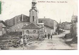 ECHENAY - Grande Rue - Altri Comuni