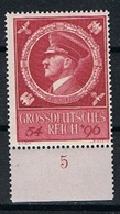 Duitse Rijk Y/T 804 (**) - Allemagne
