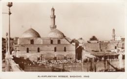 AK - BAGHDAD - Al-Kaplaniyah Mosque 1956 - Irak