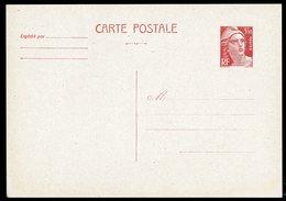 GANDON Cote 40 € Carte Neuve, 3.5Fr (N°E1). TB - Biglietto Postale