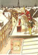 7) Saint-Nicolas - Sinterklaas - Zeer Goede Staat - L'état Très Bon ! - 10 X 15 Cm - Saint-Nicolas
