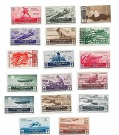 Regno 1934, 50*Istituzione Delle Medaglie Al Valor Militare - Serie Completa Con Linguella - Leggi Descrizione - 1900-44 Victor Emmanuel III