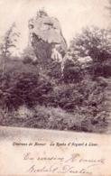 La Roche D'Argent à Lives Circulée En 1905 - Andenne
