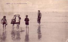 Heyst Sauveteur En Service Circulée En 1914 - Heist