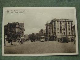 DE PANNE - ZEELAAN ( Tram ) - De Panne