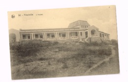 Albertville.L'Hôpital. - Belgian Congo - Other