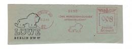 Deutschtes Reich AFS - BERLIN, Löwe Werkzeugmaschinen 1945 - Machine Stamps (ATM)
