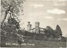 Y4695 Buttrio (Udine) - Castello Morpurgo - Castle Chateau Schloss Castillo / Viaggiata 1960 - Otras Ciudades