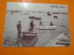 """Postcard Portuguese  """"Santa Luzia (Tavira) Algarve"""" - Faro"""