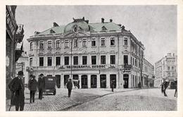 PLOIESTI : HOTEL EUROPA / RESTAURANTUL BERBEC ~ 1925 - '927 (ad473) - Rumänien