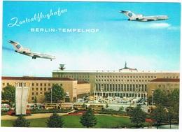 VV-484   BERLIN : Zentralflughafen - Vliegvelden