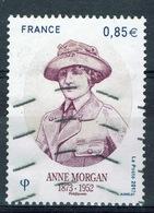 France, Anne Morgan (1873-1952), American Philanthropist, 2017, VFU - Francia