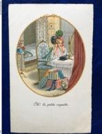 "Cpa--""Oh La Petite Coquette""--Pauli Ebner (my Ref PE58)-1930 - Ebner, Pauli"