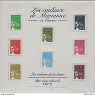 BF67  Neuf**- FRANCE Bloc N° 67 : Les Couleurs De Marianne - Blocchi & Foglietti