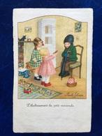 "Cpa--""L'établissement Du Petit Camarade""--Pauli Ebner (my Ref PE69) - Ebner, Pauli"