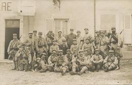 Carte Photo Moulins Sur Yevre  Guerre 1915 - Frankreich