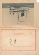 Nederlands Indië - Lloyd-brief Van S.S. Patria - Unused - Quality Issues... - Niederländisch-Indien